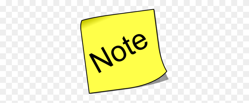 298x288 Taking Notes Clipart - Meeting Reminder Clipart