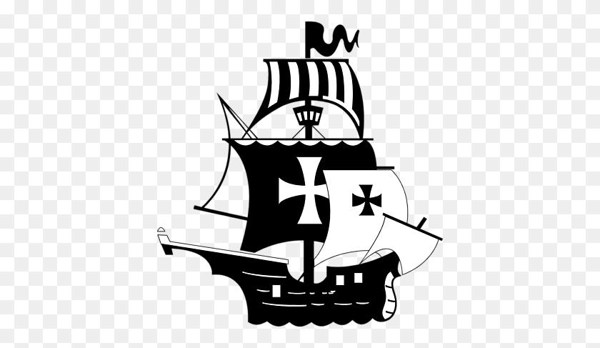Tales From The Traveling Art Teacher! Summer Workshop Series - Pirate Ship Clip Art