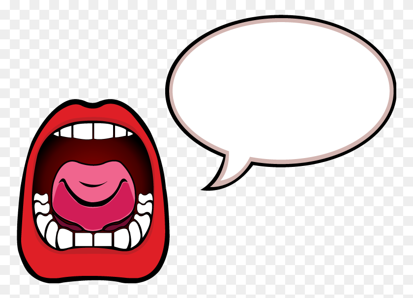 Talking Mouth Clipart Free Clipart Images Image - Shark Mouth Clipart