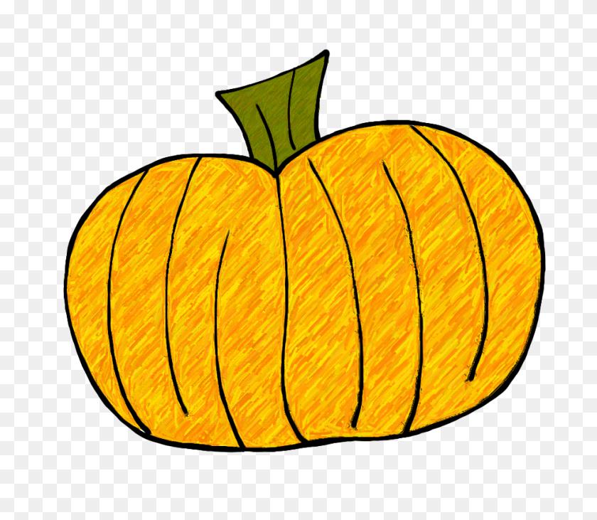 Tall Pumpkin Outline Clip Art - Tall Clipart