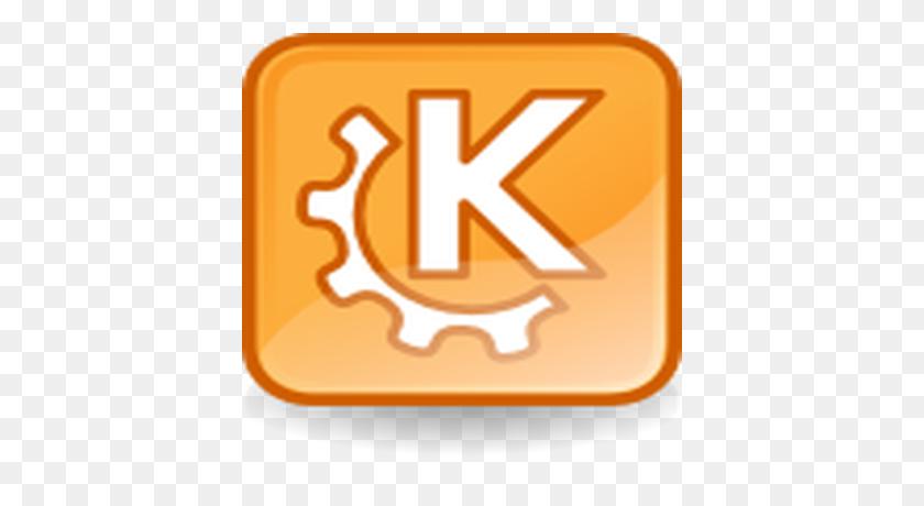 400x400 Tangerine Kde Logo - Tangerine Clipart