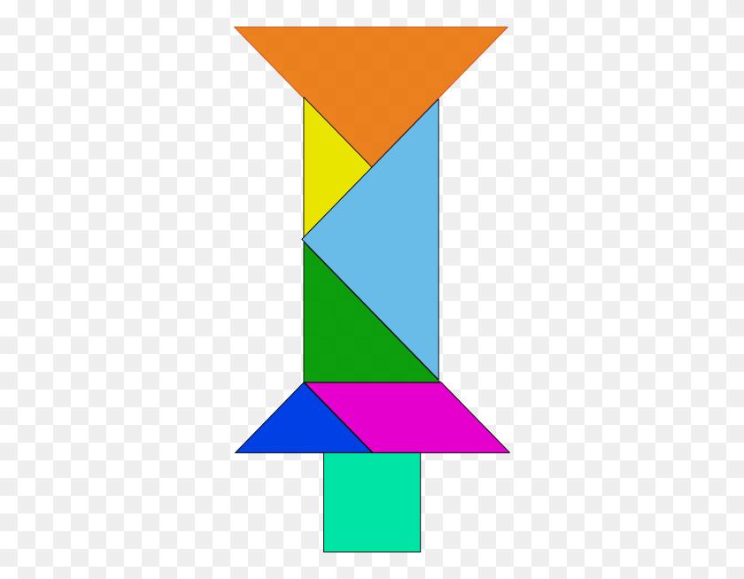 Tangram Clip Art - Tangram Clipart