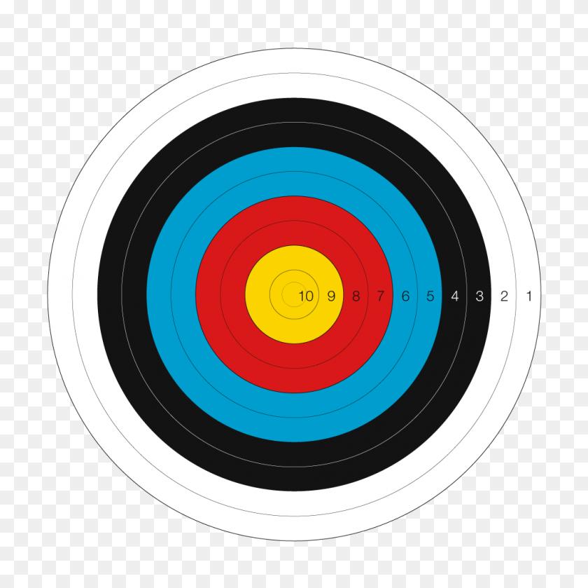 Target Archery World Archery - Olympic Rings Clip Art
