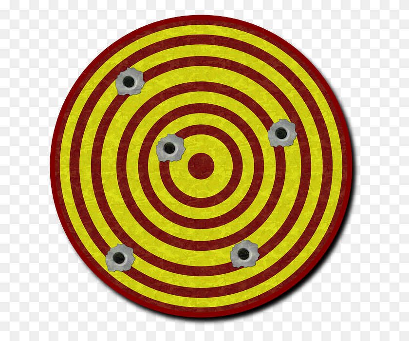 Target Clipart Target Shooting - Target Clipart Free