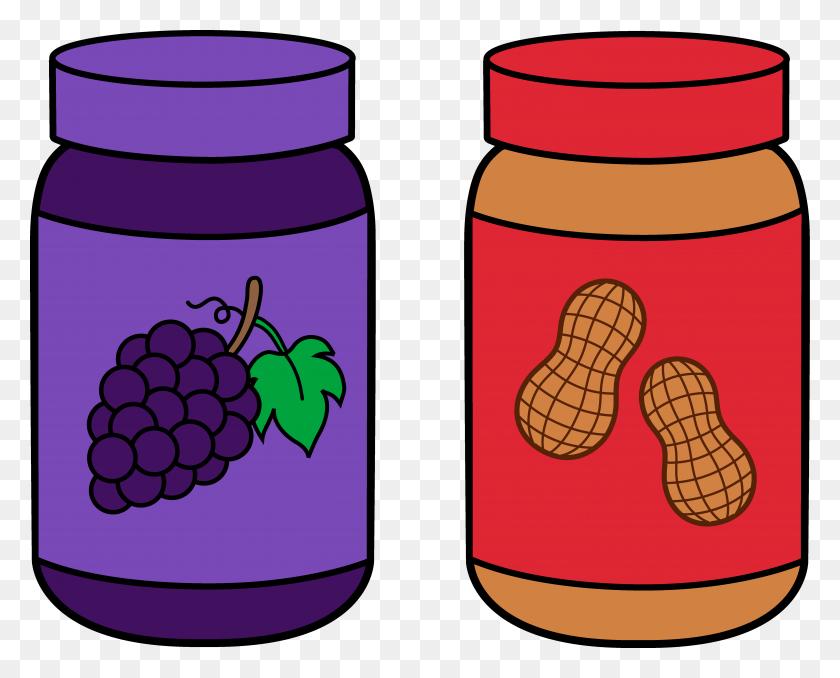 Target Wordphrase Staff Peanut Butter Campers Jelly Camper - Peanut Butter And Jelly Sandwich Clipart