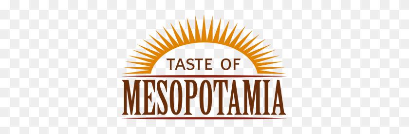 Taste Of Mesopotamia - Mesopotamia Clip Art