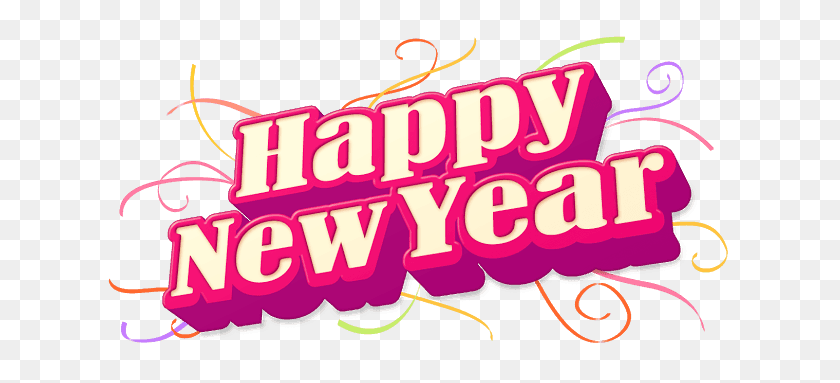Tau Hou Hari Clipart, Download Free New Year Clip Arts - New Year 2018 Clipart