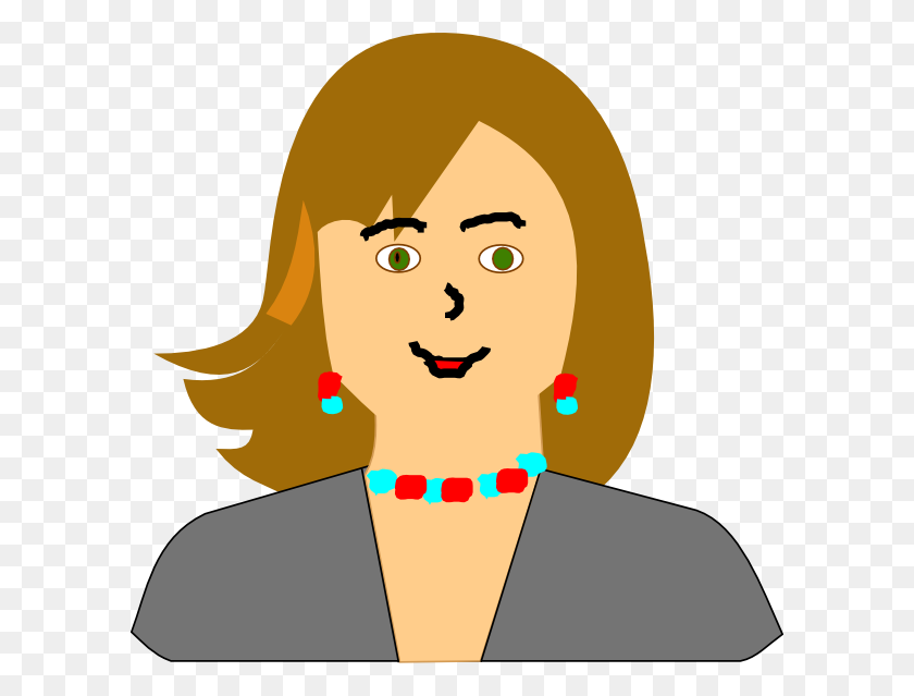 Teacher Clip Art - Skin Clipart