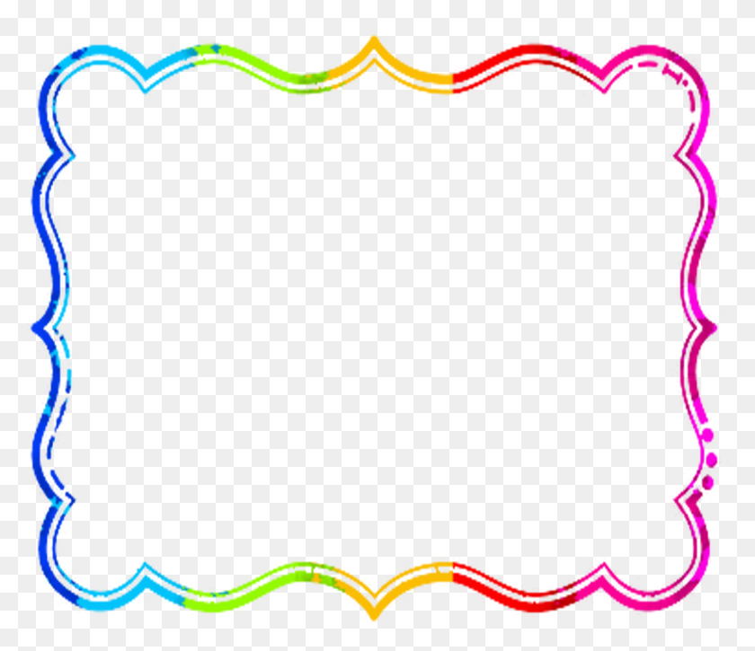 Teacher Clip Art Borders Pictureicon - Elegant Borders Clipart