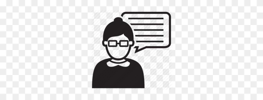 Teacher Clipart Clipart - Education Clipart Black And White