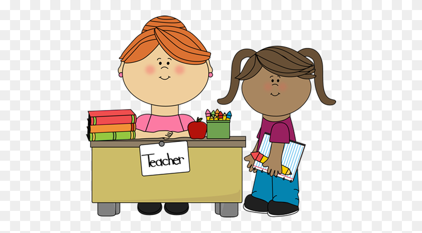 Teacher Helper Clipart Letters Format - Teachers Helper Clipart