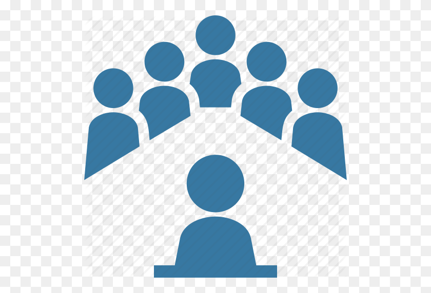 512x512 Team Meeting Icon - Meeting Icon PNG