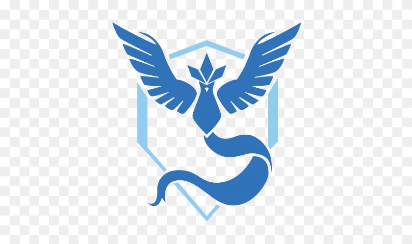 Team Mystic Logo! Correct Version Pokemongo - Pokemon Go Logo PNG