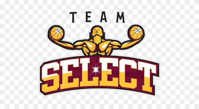 Team Select Basketball East Bay Youth Basketball - Basketball Logo PNG