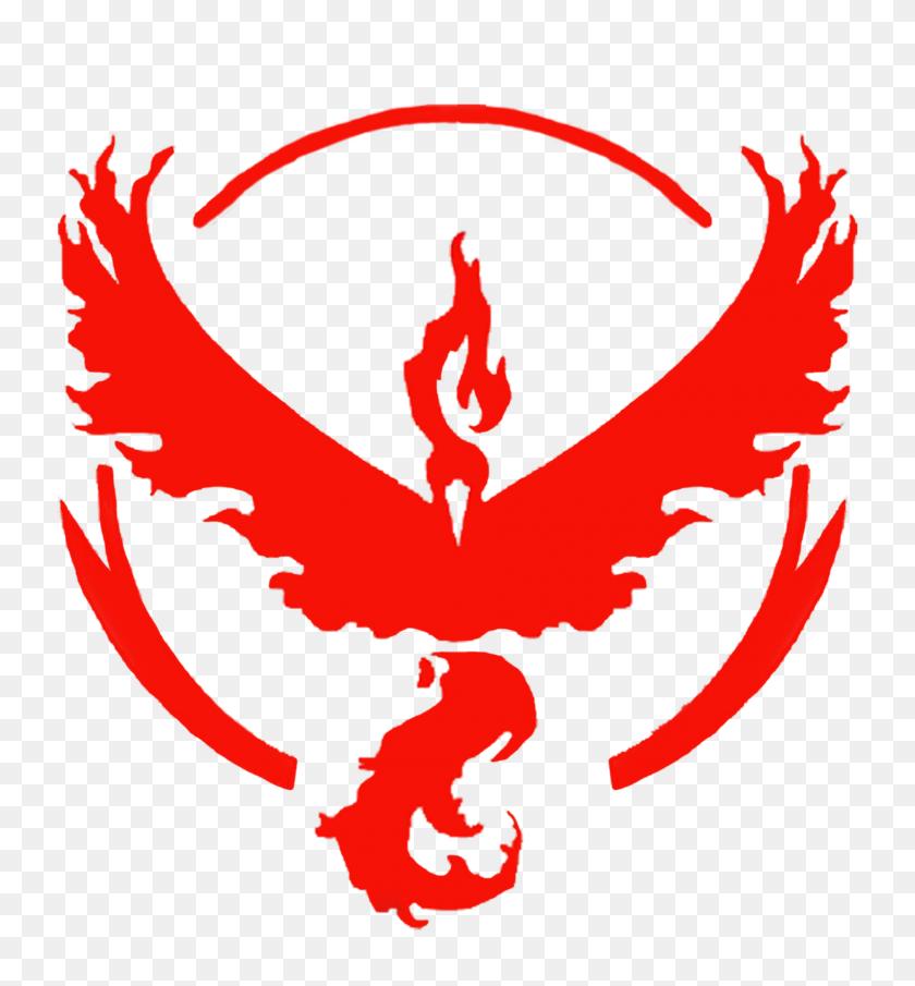 Team Valor Logo Cutout - Pokemon Go Logo PNG