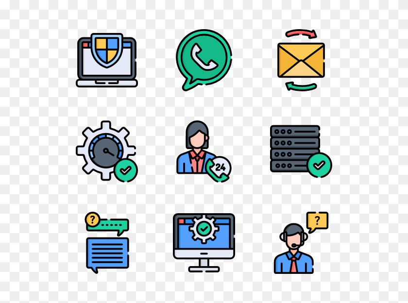 Tech Icon Packs - Tech PNG