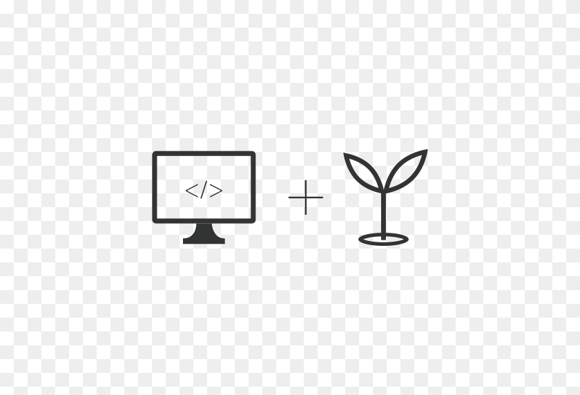 Technology Investment Plus Seed Investment, Investment, Potted - Seeds Clipart Black And White