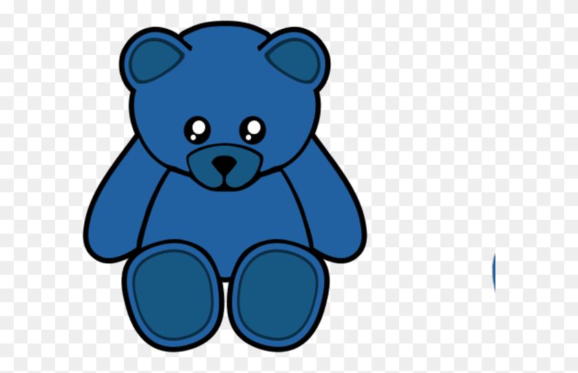 Teddy Bear Clip Art - Cute Teddy Bear Clipart