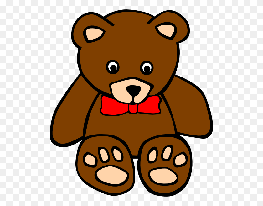 522x597 Teddy Bear Clip Art Free Look At Teddy Bear Clip Art Clip Art - Free Clipart For Commercial Use