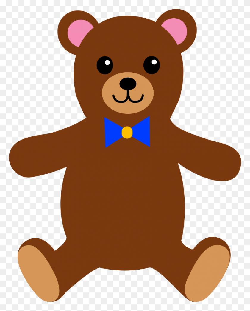 Teddy Bear Clip Art Teddy Bear Clipart Images - Teddy Bear Clip Art Free