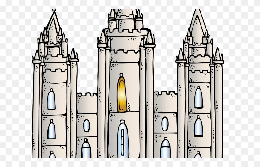 640x480 Temple Clipart Mormon Temple - Tabernacle Clipart