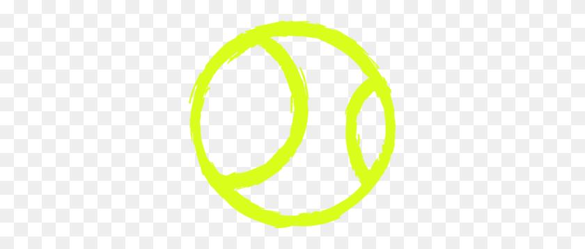 297x298 Tennis Ball Icon Clip Art Vector Free - Tennis Ball Clip Art
