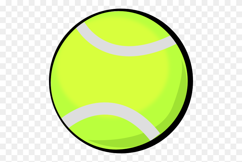 Tennis Balls Racket Clip Art Free Tennis Images Png Download - Tennis Ball Clip Art