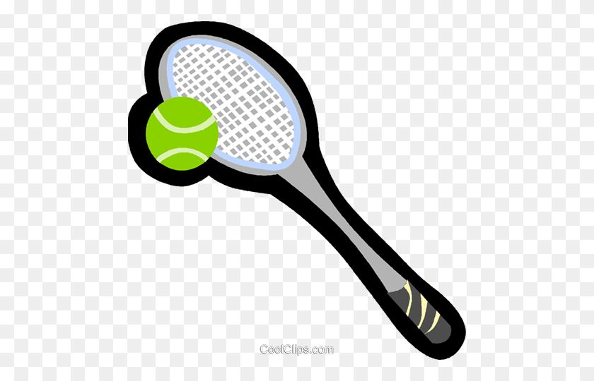 Tennis Racket, Tennis Ball Royalty Free Vector Clip Art - Racket Clipart