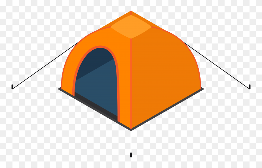 Tent Camping Clip Art, Camping Clipart - Roasting Marshmallows Clipart
