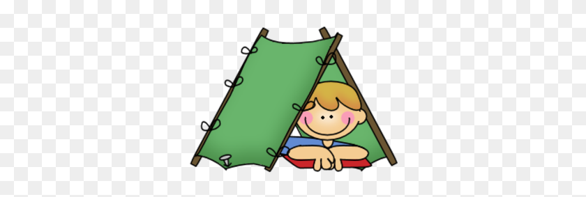 Tent Clipart Sleeping Bag - Camping Lantern Clipart