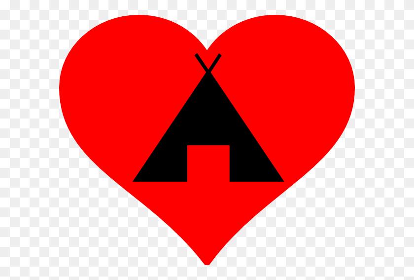 Tent Heart Heart Tents And Clip Art - Tent Clipart
