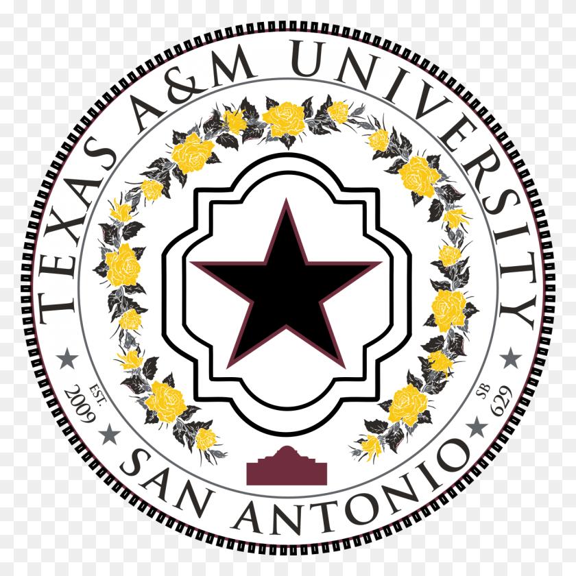 Texas Aampm Antonio - Texas Aandm Logo PNG