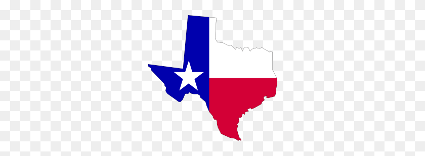 Texas Broadband - Texas Flag Clip Art