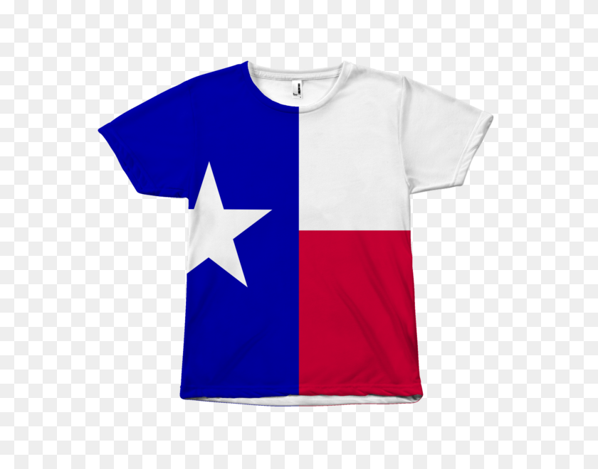 Texas Flag T Shirt Nerdthingz - Texas Flag PNG