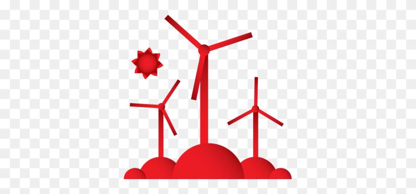 Texas Lone Star Wind Farm - Texas Star Clip Art