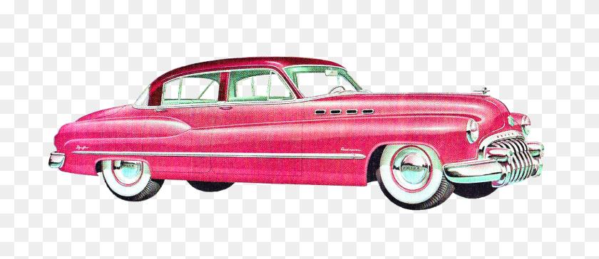 Texture - Vintage Car PNG