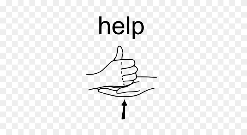 400x400 Thank You Sign Language - Asl Clip Art