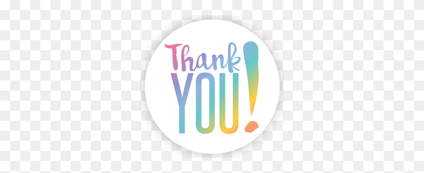 Thank You Stickers - Lularoe Logo PNG