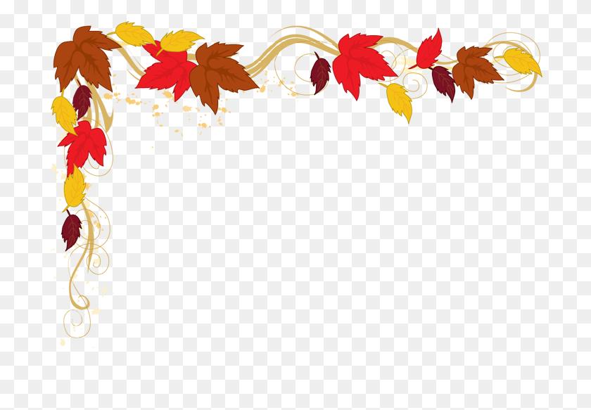 Thanksgiving Leaf Borders Clip Art Happy Easter Thanksgiving - Thanksgiving Clip Art