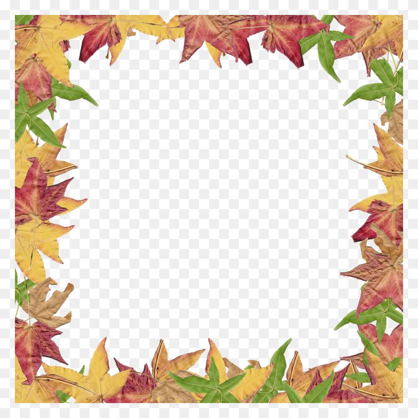 Thanksgiving Leaf Borders Clip Art Happy Easter Thanksgiving - Thanksgiving Clipart PNG