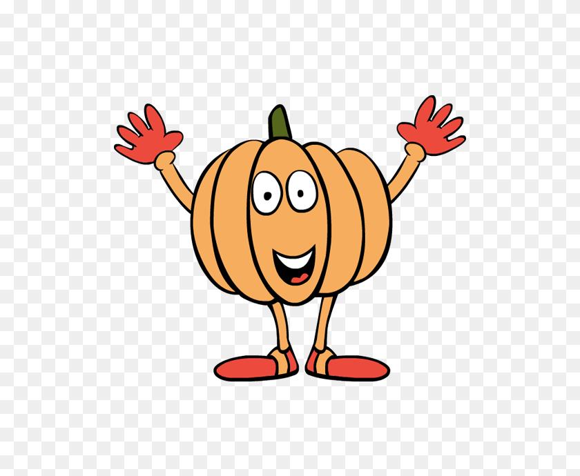 600x630 Thanksgiving Pumpkin Clip Art - Thanksgiving Banner Clipart