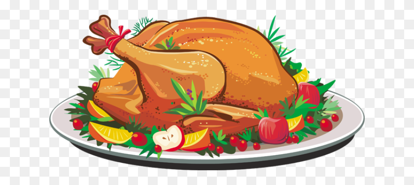 Thanksgiving Roasted Turkey Thanksgiving Roasted Turkey - Roast Turkey Clipart
