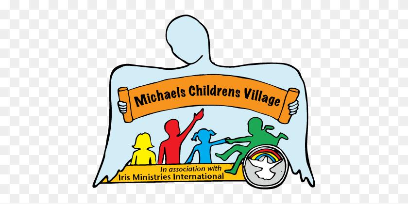 The Base Michaels Childrens Village - Childrens Bible Clipart