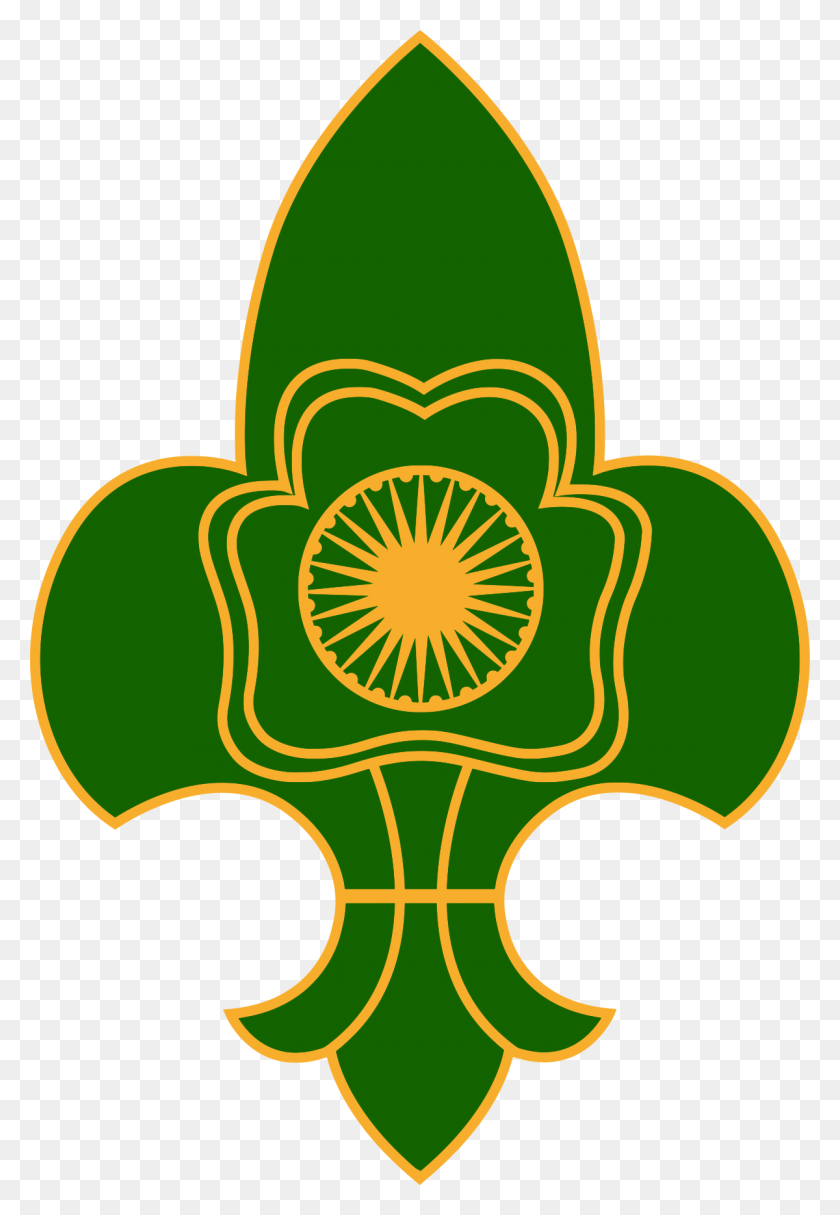 The Bharat Scouts And Guides - Cub Scout Logo Clip Art