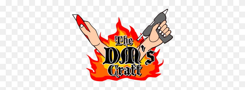 The Dm's Craft Go Forth And Craft - Craft Show Clip Art