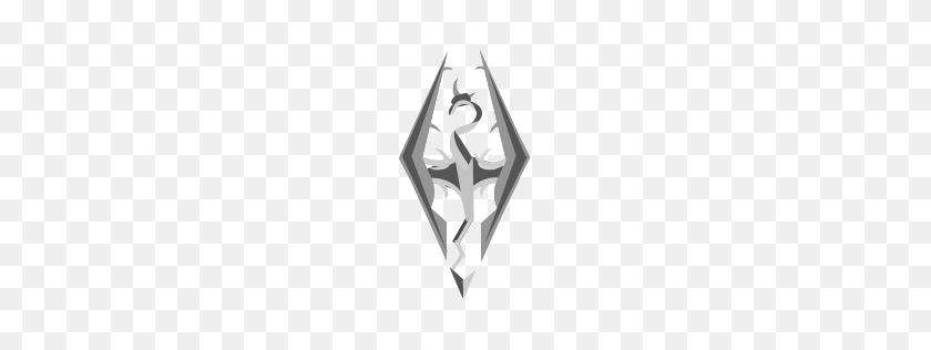 The Elder Scrolls V Skyrim Skyrim Elder Scrolls - Skyrim Logo PNG