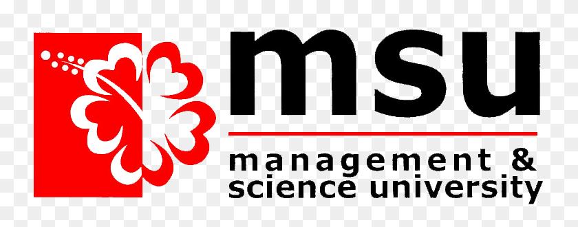 The Emblem Management And Science University Msu - Msu Logo PNG