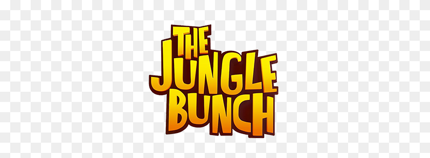 The Jungle Bunch - Tiger Stripes Clipart
