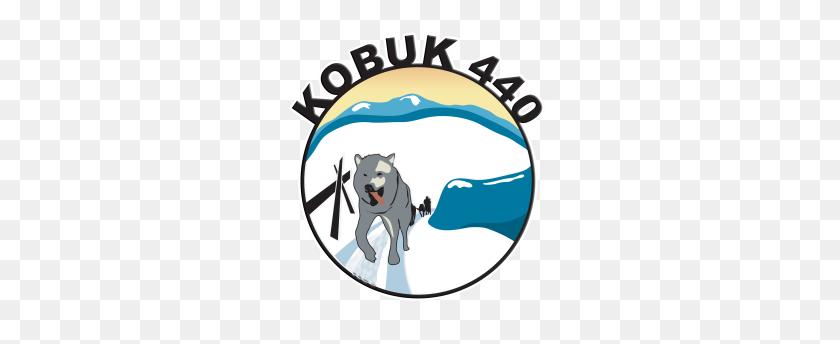The Kobuk - Sled Dog Clip Art