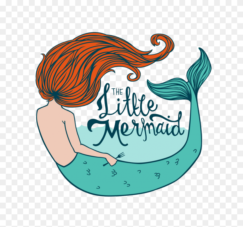 The Little Mermaid Rude Parasol Press - The Little Mermaid PNG